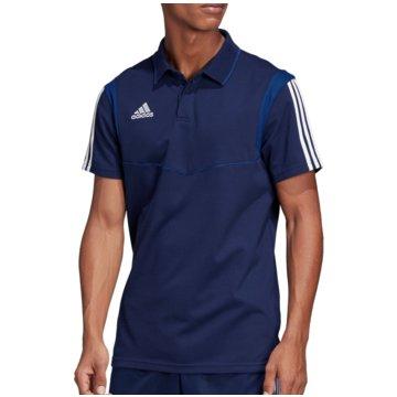 adidas PoloshirtsTIRO19 CO POLO - DU0868 blau