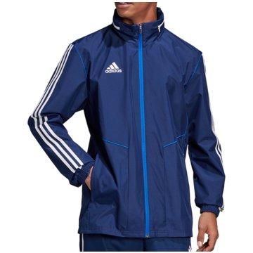 adidas ÜbergangsjackenTiro 19 All Weather Jacket blau
