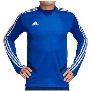 adidas SweatshirtsTIRO19 TR TOP - DT5277 blau
