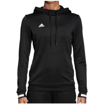 adidas SweaterTEAM19 Hoody Women schwarz