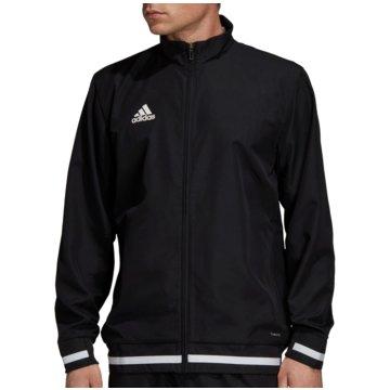 adidas ÜbergangsjackenTEAM19 Woven Jacket schwarz