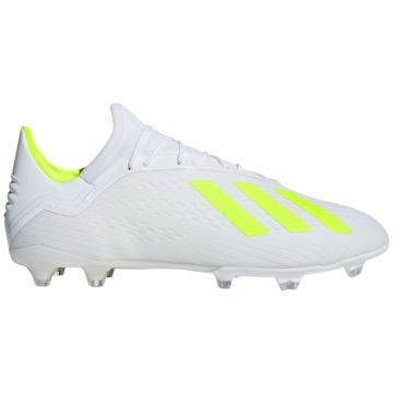adidas Stollen-SohleX 18.2 FG weiß