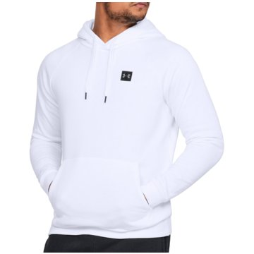 Under Armour HoodiesRival Fleece Hoodie weiß