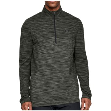 Under Armour HoodiesSeamless 1/2 Zip LS Tee grau