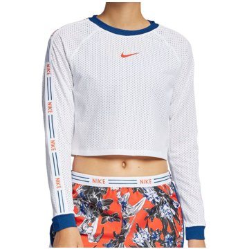 Nike SweatshirtsHyper Femme LS Top Women weiß
