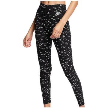Nike TightsAOP Leg-A-See Swoosh Leggings Women schwarz