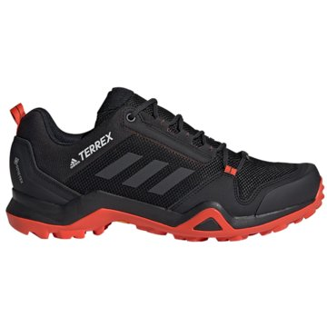 adidas WanderhalbschuheTerrex AX3 GTX schwarz