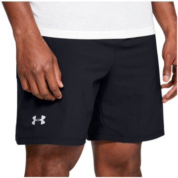 Under Armour LaufshortsHERREN-SHORTS LAUNCH SW - 20 CM - 1326572 schwarz