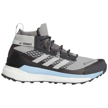 adidas Outdoor SchuhTerrex Free Hiker GTX Boost Women grau