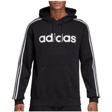 adidas HoodiesE 3S PO FL - DQ3096 schwarz