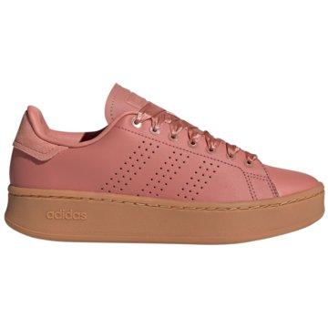 adidas Plateau SneakerAdvantage Bold Women rosa