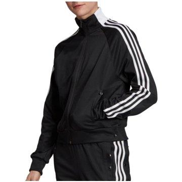 adidas TrainingsjackenW ID 3S SNAP TT - DZ8659 schwarz
