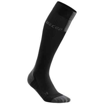 CEP Kniestrümpfe RUN SOCKS 3.0, BLUE/GREY, WOMEN - WP40X schwarz