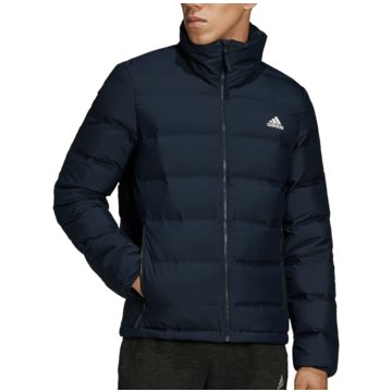adidas FunktionsjackenHelionic Down 3S Jacket blau