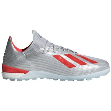 adidas Multinocken-SohleX 19.1 Boost TF grau