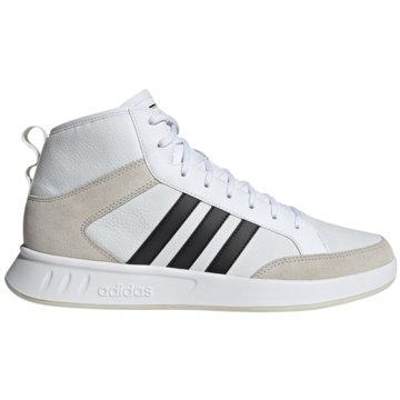 adidas Sneaker LowCourt 80s Mid weiß