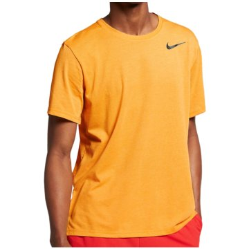 Nike T-ShirtsBreathe SS Top orange