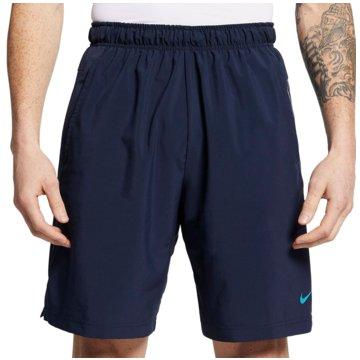 Nike kurze SporthosenDry Short 4.0 blau