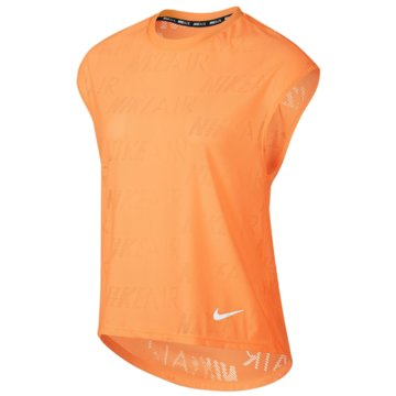 Nike T-ShirtsAir Run SS Top Women orange