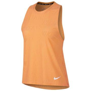 Nike TopsAir Run Tank Women orange
