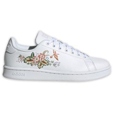 adidas Sneaker LowCloudfoam Advantage Farm Women weiß