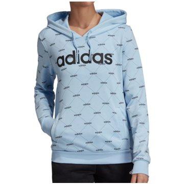 adidas HoodiesW CORE FAV HDY - EI6253 blau