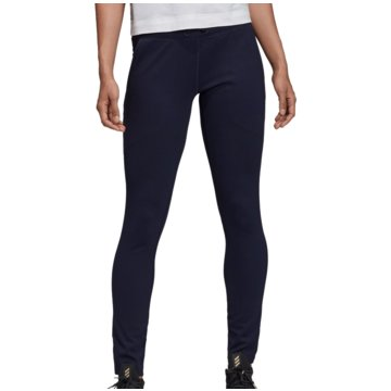 adidas TrainingshosenW V PANT - EA0420 blau