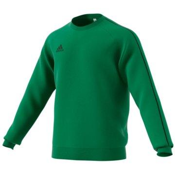 adidas Sweatshirts grün
