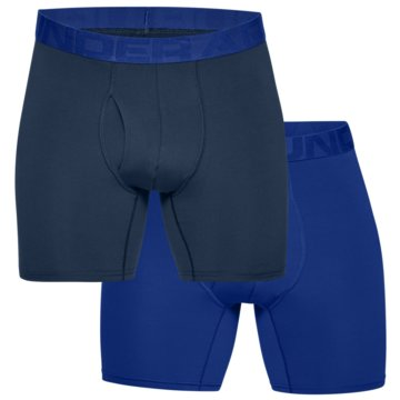 Under Armour BoxershortsTech Mesh Boxerjock 6 Inch 2-Pack blau