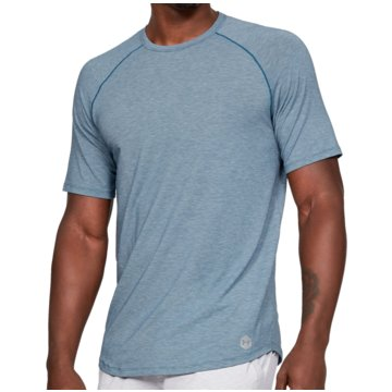 Under Armour UntershirtsAthlete Recovery Sleepwear SS Tee blau