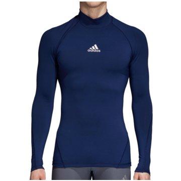 adidas FunktionsshirtsASK SPR LS CW M - DP5535 blau