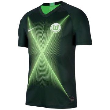 Nike Fan-TrikotsVfL Wolfsburg Home Jersey 2019/2020 grün