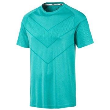 Puma T-ShirtsReactive evoKNIT Tee türkis