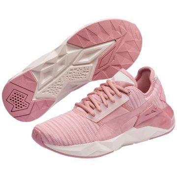 Puma Trainingsschuhe rosa