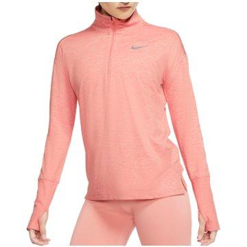 Nike SweatshirtsDry HZ Top Women rosa