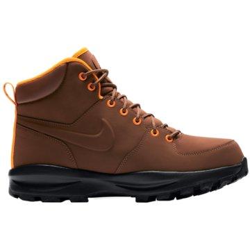 Nike Sneaker HighManoa Leather braun