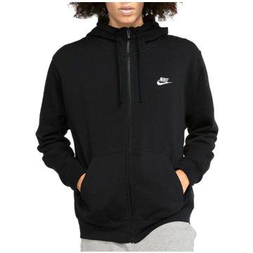 Nike SweatjackenNike Sportswear Club Fleece Men's Full-Zip Hoodie - BV2645-010 schwarz