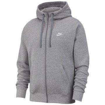 Nike SweatjackenSPORTSWEAR CLUB FLEECE - BV2645-063 grau