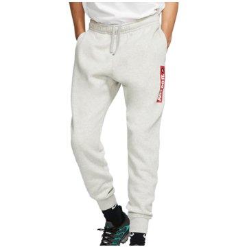 Nike JogginghosenM NSW JDI JGGR FLC BSTR - BV5099 grau