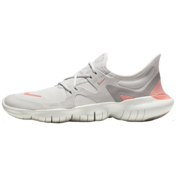 Nike Natural RunningFree RN 5.0 Women weiß