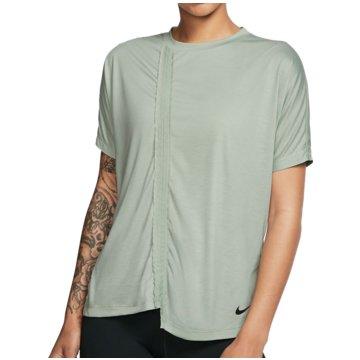 Nike T-ShirtsRebel SS Top Women grün