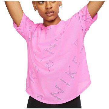 Nike T-ShirtsRun Air SS Top Women pink