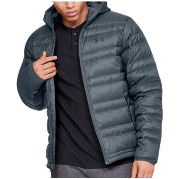 Under Armour TrainingsjackenStorm ColdGear Infrared Insulated Hooded Down Jacket blau