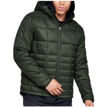 Under Armour TrainingsjackenStorm ColdGear Infrared Insulated Hooded Jacket grün
