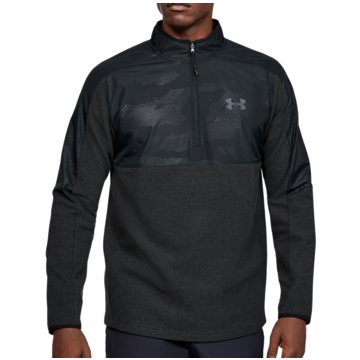 Under Armour SweatshirtsColdGear Infrared 1/2 Zip LS schwarz