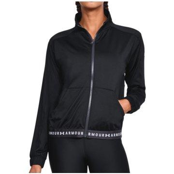 Under Armour HoodiesHeatGear Armour Full Zip Jacket Women schwarz