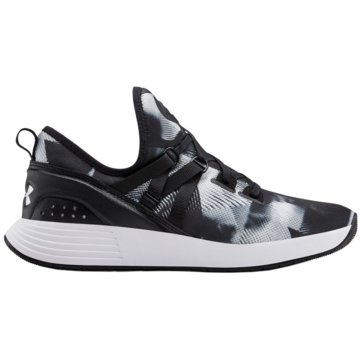 Under Armour TrainingsschuheBreathe Trainer Print Women schwarz