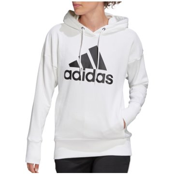 adidas HoodiesMust Haves Badge of Sport Over-head Hoodie Women weiß