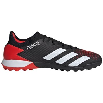 adidas Multinocken-SohlePredator 20.3 Low TF schwarz