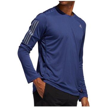 adidas LangarmshirtOwn The Run LS Tee blau